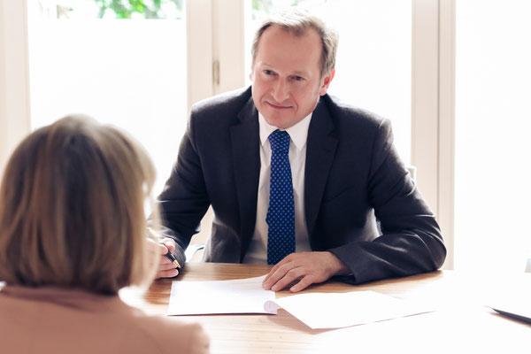 Fachanwalt André H. Tüffers - Anwaltskanzlei für Arbeitsrecht in Düsseldorf