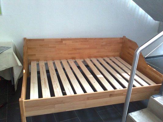 Projektarbeit Reformschule Kassel: Ein selbst gebautes Bett