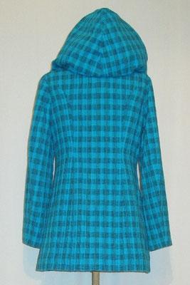 Mantel türkis