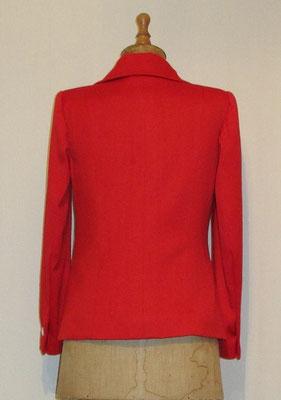 Englische Jacke rot