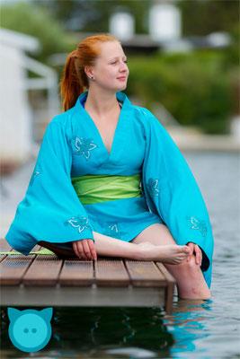 Kimono | Fotograf: David Kastner