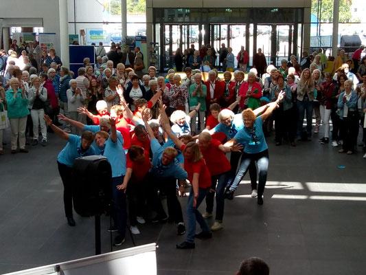 Auftritt bim LFTag  in Neumünster 2019