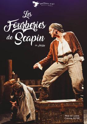 Les Fourberies de Scapin (2020)