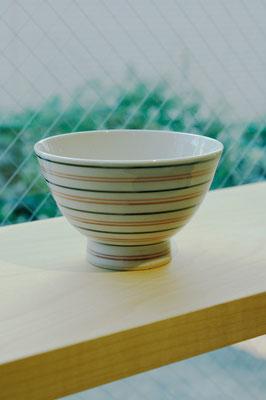 """Arita Porcelain Ware """"Gosu Komasuji""""  ¥1,512  ■Pottery ■Size: φ11 H7cm ■Microwave &Dishwasher Safe"""
