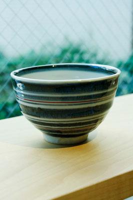 "Arita Porcelain Ware ""Kosome Shima""  ¥1,944  ■Pottery ■Size: φ11.5 H7cm ■Microwave &Dishwasher Safe"