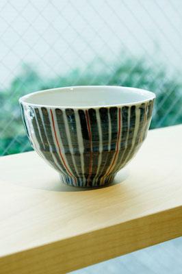 "Arita Porcelain Ware ""Kosome Tokusa""  ¥1,944  ■Pottery ■Size: φ11.5 H7cm ■Microwave &Dishwasher Safe"