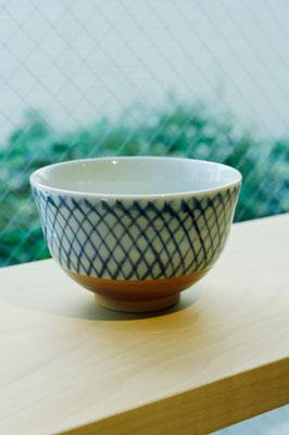 "Arita Porcelain Ware ""Gosu Ami""  ¥1,512  ■Pottery ■Size: φ11.2 H7cm ■Microwave &Dishwasher Safe"