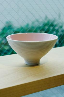 "Arita Porcelain Ware ""Aka Gosu Zohgan""  ¥1,944  ■Pottery ■Size: φ12.5 H6.5cm ■Microwave &Dishwasher Safe"