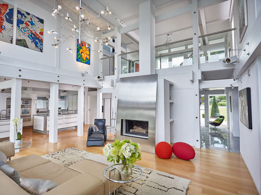 Dreaming of a light and spacious home