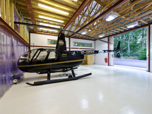 Your own Heliport