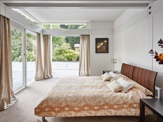 Master Bedroom in Dream HOme in West Sussex