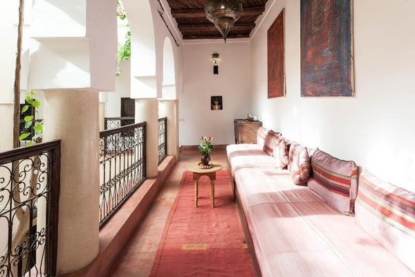 Riad Naila  Vacation Rental in Marrakesh