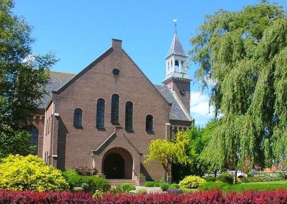 Hervormde kerk, Sint-Annaland