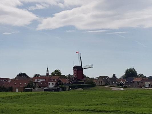 Standerdmolen, Sint-Annaland