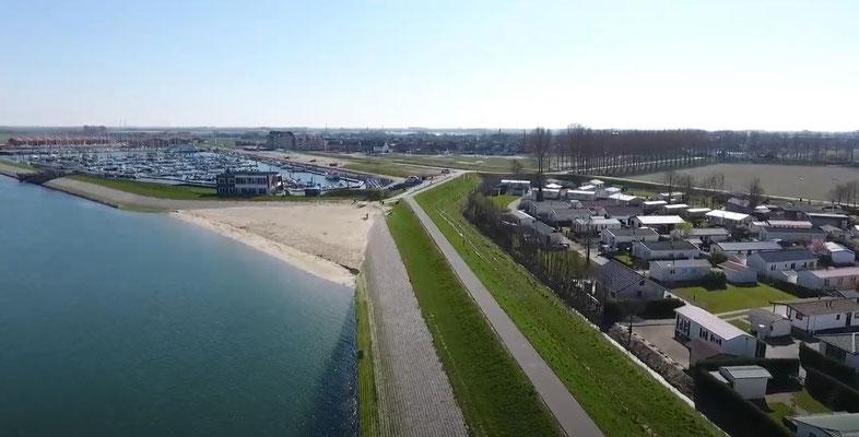 Chaletparc 'Krabbenkreek', Sint-Annaland