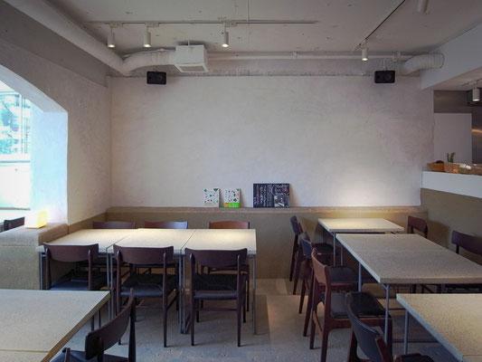 左官職人 久住有生(くすみ なおき)施工作品 飲食店『六本木農園』