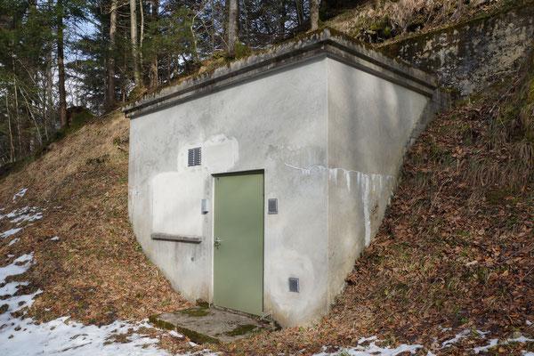 Reservoir & STPW Hüslibühl