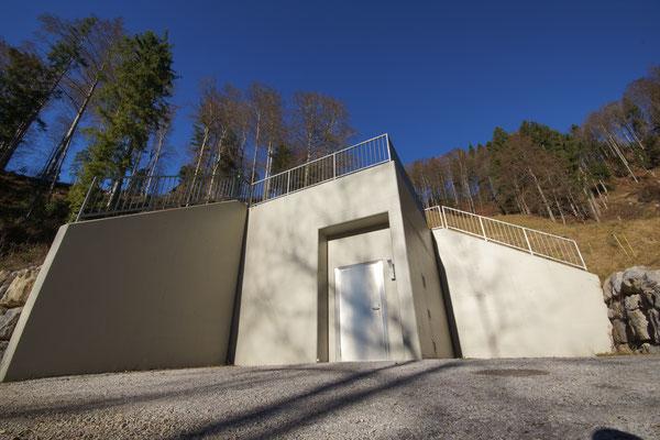 Reservoir Leiacher 2014