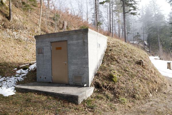 Reservoir Strahlegg
