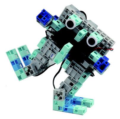 ロボットプログラミング講座「もののしくみ研究室」   仕組みを知れば楽しくなる! STEM型のロボットプログラミング講座