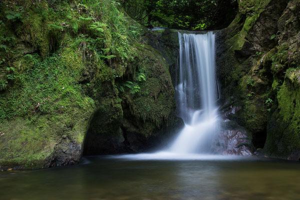 Geroldsauer Wasserfall - Nordschwarzwald