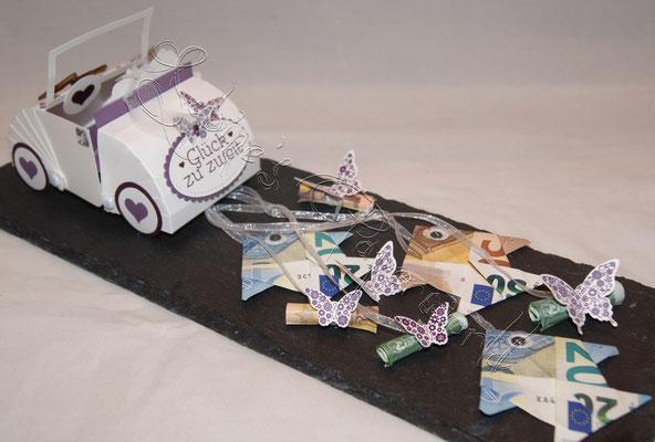 Geldgeschenke Sabine S Paperworld Kreative Geschenkverpackungen