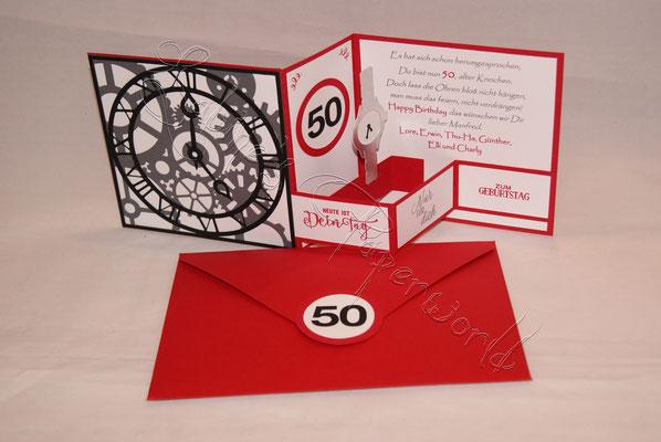 Geburtstag Sabine S Paperworld Kreative Geschenkverpackungen Aus