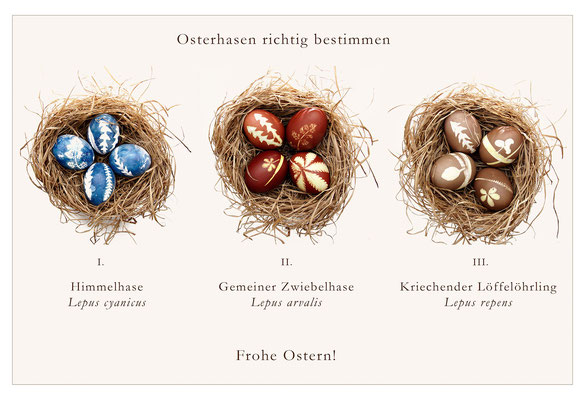 Frohe OStern! No.1