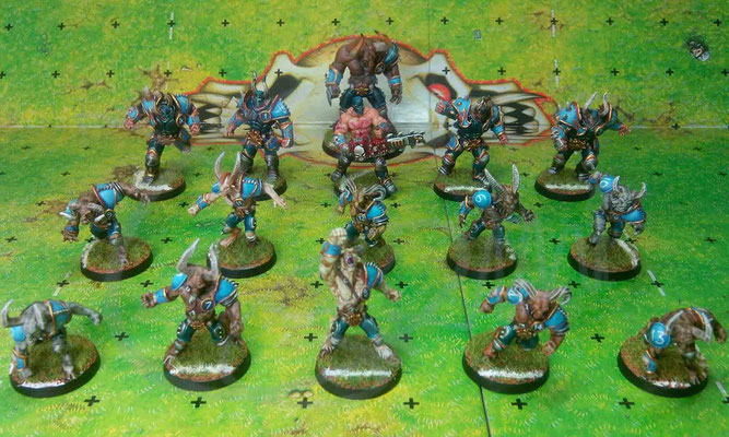 chaos team willy miniatures