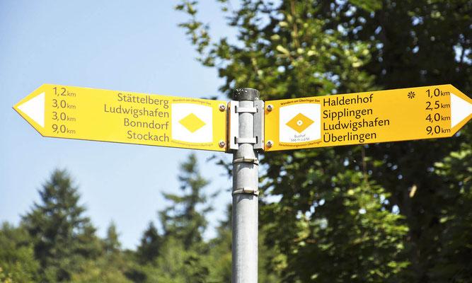 Bodenseerundwege