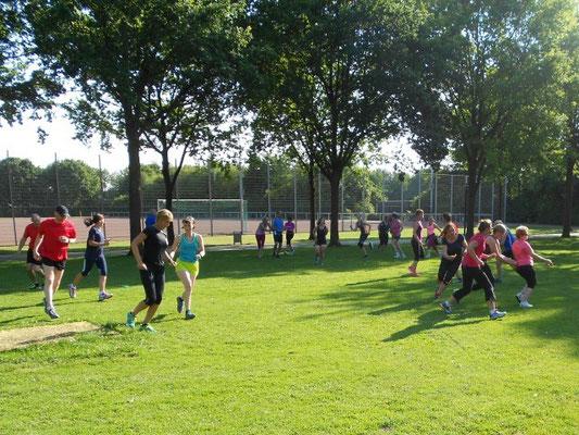 "HADI Laufkurs ""von Null auf 5 Kilometer"""