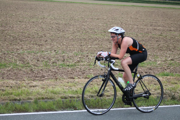 06.09.15 Xanten Triathlon Claudia Draxi Distanz