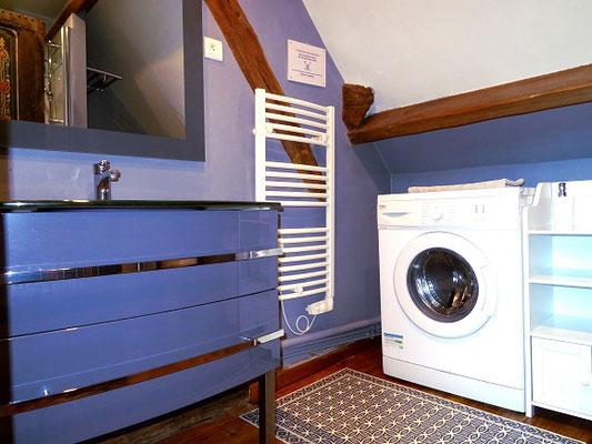 Gite oise campagne avec machine à laver