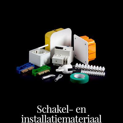 Schakel- en installatiemateriaal