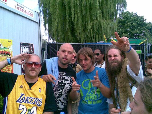 DJ Bademeister mit dem Looptroop Rockerz