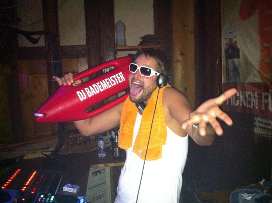 DJ Bademeister Club B29 Schwäbisch Gmünd
