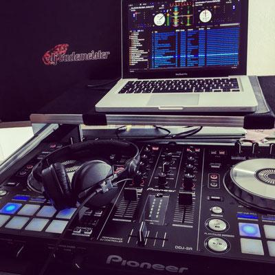DJ setup Lorch