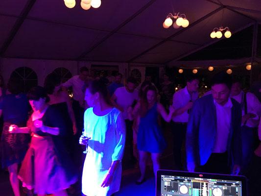 DJ Bademeister Dancefloor