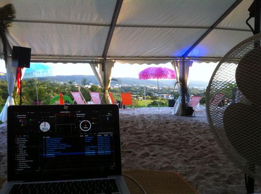 Große Geburtstags - Beach-Party mit DJ in Schorndorf