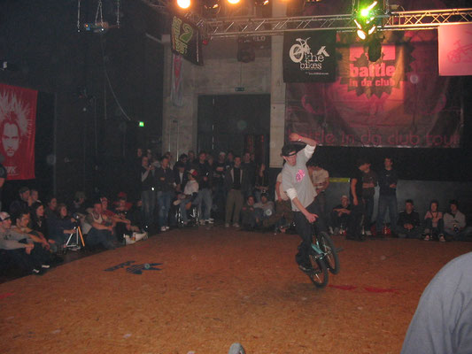 DJ Bademeister BMX
