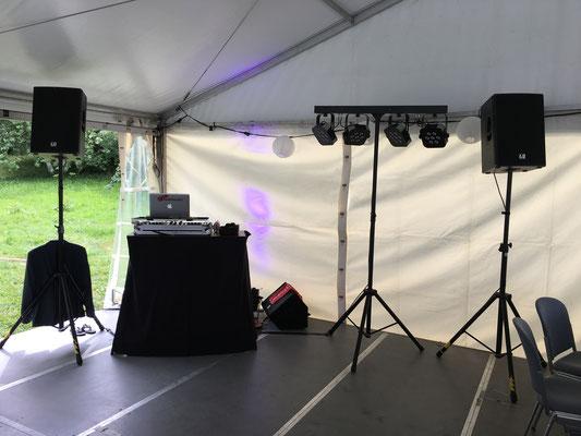 DJ Bademeister Veranstaltung im Rems-Murr-Kreis