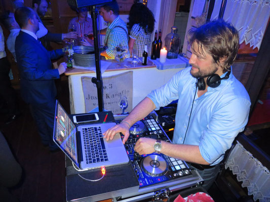 Hochzeits DJ Bartolomäh
