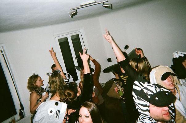 Geburtstags DJ Bademeister