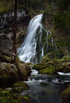 Der Gollinger Wasserfall - Salzburger Land