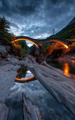 Ponte dei Salti - Tessin