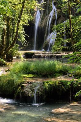 Wassertreppen - Franche Comté - Jura