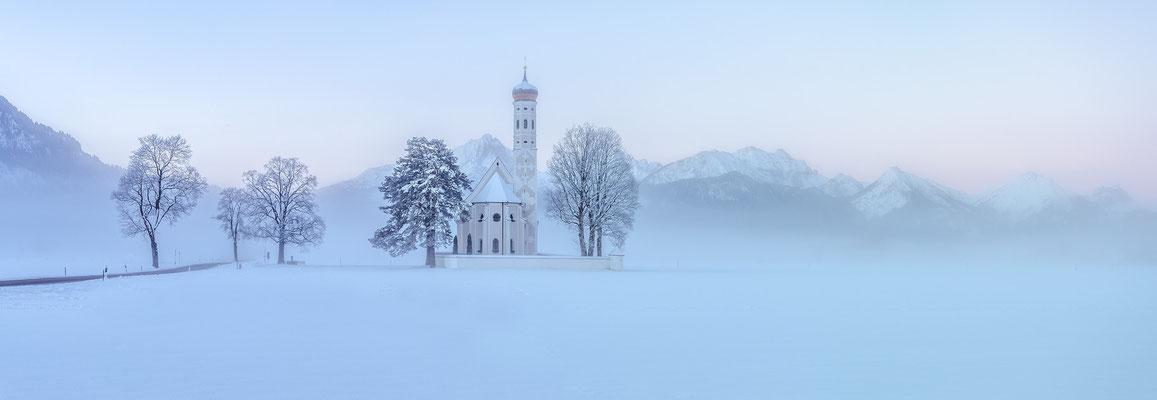 St. Coloman Kirche - Bayern