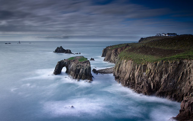 Cape Cornwall - Land`s End