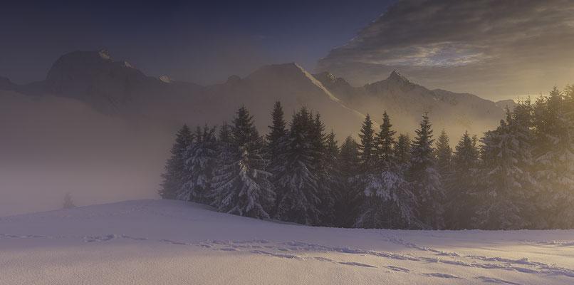 Gantrisch - Berner Oberland