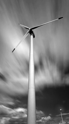 Energie durch Wind
